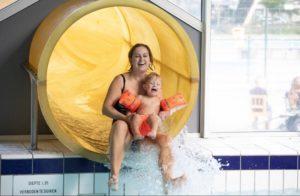 Camping Slot Cranendonck hat ein Schwimmbad