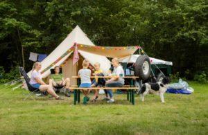Basisplatz Camping de Barkhoorn