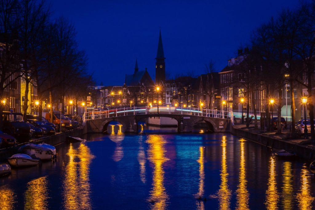 Urlaub in Leiden