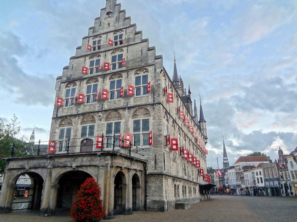 Urlaub in Gouda altes Stadthaus