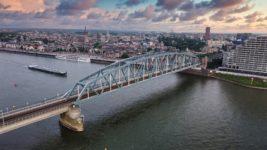 Feierlicher Urlaub in Nijmegen
