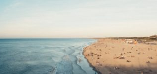 Strandurlaub Holland feiern?