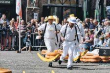 Käse und mehr: Urlaub in Alkmaar
