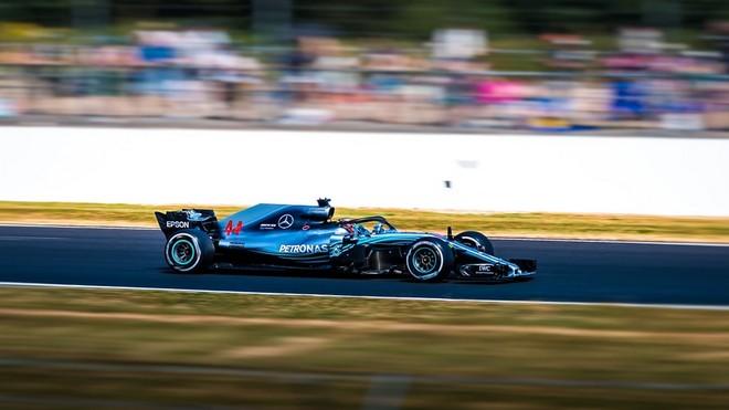 F1 Rennen in Zandvoort