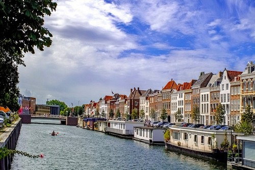 You are currently viewing Urlaub in Middelburg: Vielseitige Stadt