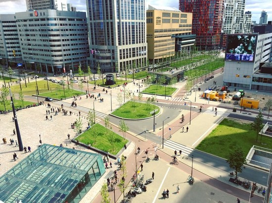 You are currently viewing Vielseitiger Urlaub in Rotterdam