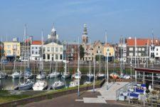 Städtereise am Meer: Urlaub in Vlissingen