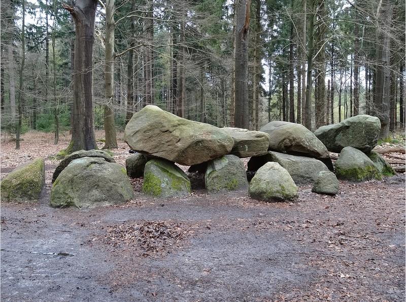 Hünengrab in Drenthe