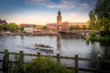 Urlaub in Overijssel: Giethoorn & mehr