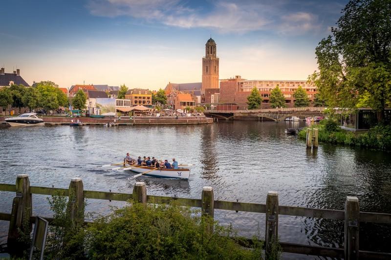 You are currently viewing Urlaub in Overijssel: Giethoorn & mehr