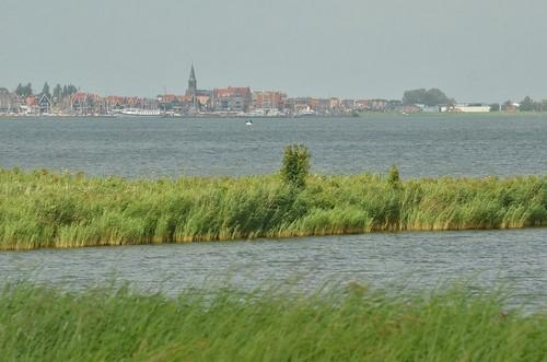 Blick auf den IJsselmeer