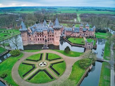 Urlaub in der Region Utrecht: Schloss De Haar bei Utrecht