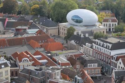 Luftfoto Museum De Fundatie