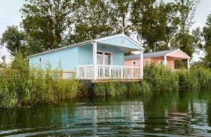Molenwaard Kinderdijk Ferienhaus