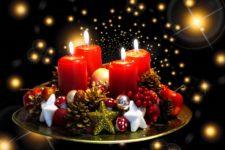 Wunderschöne Weihnachten in Holland